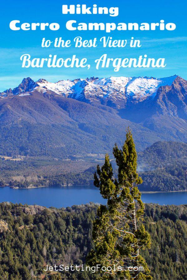Cerro Campanario Trekking Bariloche Argentina Trip Planning