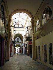 Photo de Passage Vendôme, Paris 03, PA00086231