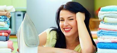 Αν το σίδερο έχει καιρό να καθαριστεί, το σιδέρωμα γίνεται... μαρτύριο! Δεν είναι δύσκολο να το καθαρίσετε, αρκεί να ακολουθήσετε τις σωστές οδηγίες!