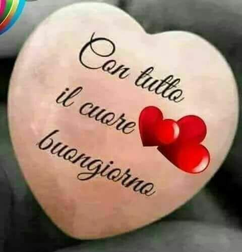 Ciao Amore Buona Domenica