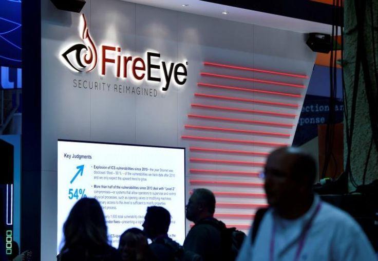 FireEye's quarterly revenue marginally falls as demand slows