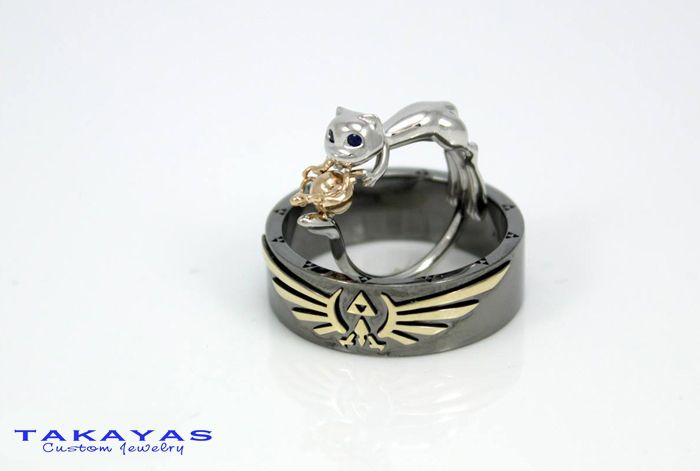 ring from wedding geek in custommade movie com rings gamer the trend custom inspired made by culture cad bumblebee and