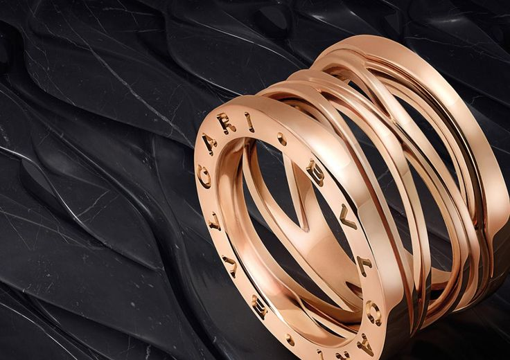 Zaha Hadid Architects reveals new golden B.zero 1 ring for Bulgari inspired by Colosseum