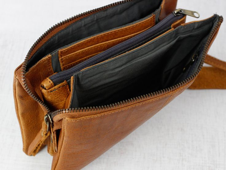 from Scaramanga's original and classic leather bag collections