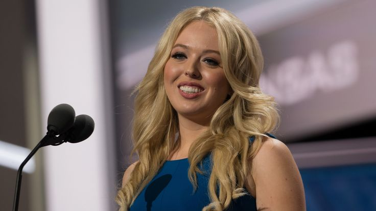 7 Things You Didn't Know about Tiffany Trump: Tiffany Trump, Donald Trump's youngest daughter, delivered a speech at the Republican National Convention last night. Here's 7 facts you didn't know about the other Trump daughter.