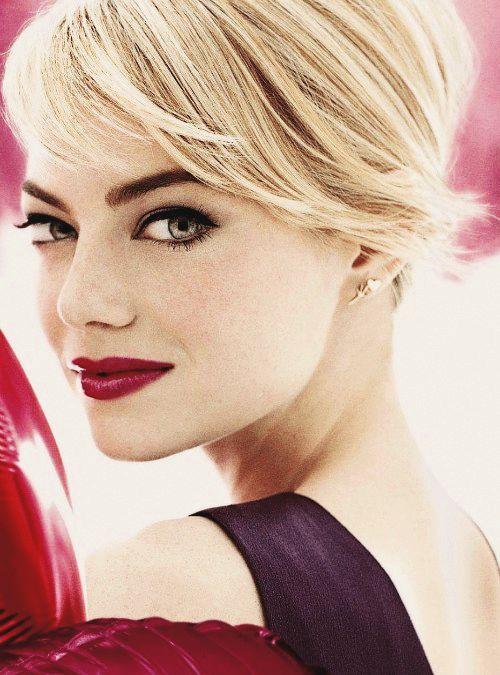 A-List Cast - Verona: Emma Stone