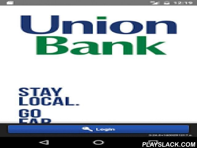 Union Bank VT  Android App - playslack.com ,  Union Bank VT & NH: Secure access to your Union Bank accounts, electronically deposit checks, manage your finances and pay bills on the go. The application is secure and the simple design makes it easy to use.FEATURES:View account balancesElectronically deposit checksSearch transaction historyTransfer funds between Union Bank accountsPay bills to existing payees*Locate ATMs and branches*Must be enrolled in Online Banking with NetTeller and…