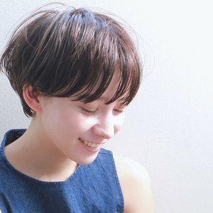 【春夏ショート】こなれヘア。今年のショートのおすすめトレンドを全解説! 高橋 忍