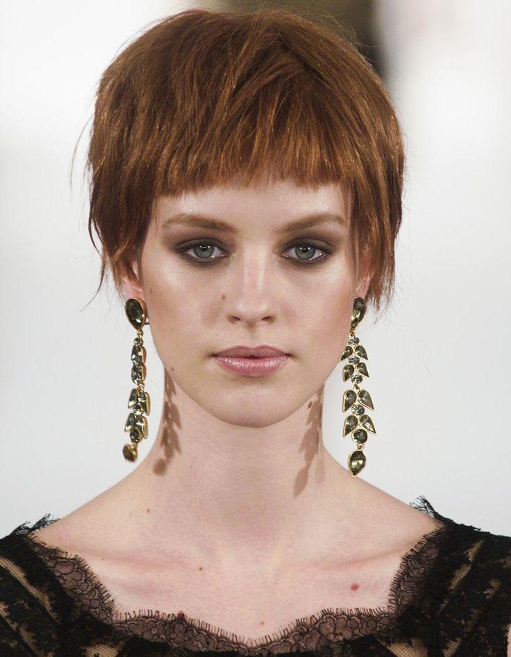 1000 Id Es Sur Le Th Me Frange Courte Sur Pinterest Franges Cheveux Et Coiffures