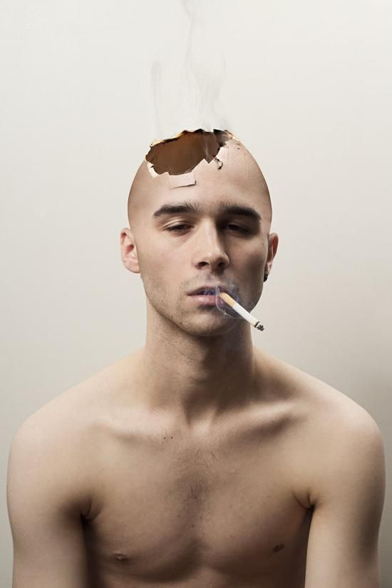 Surrealistic Portrait Photography