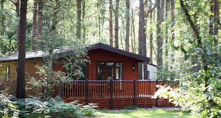 Woodland Lodges - Holiday Park Norfolk - Kelling Heath