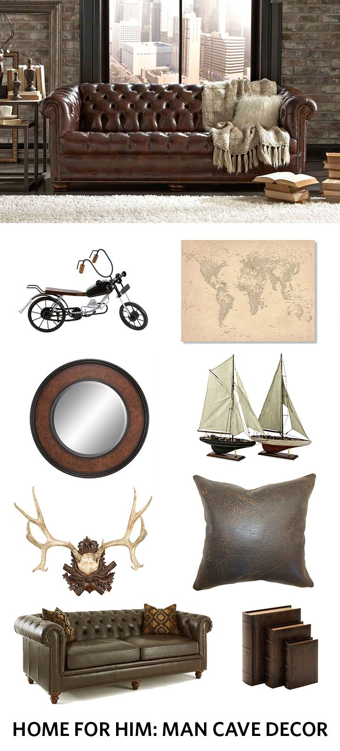 Hunting Lodge Man Cave Ideas : Best ideas about man cave inspiration on pinterest