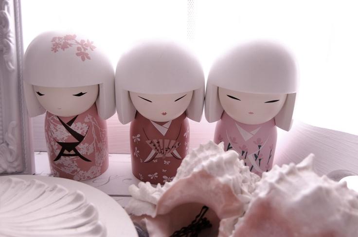 My kimmi doll collection. Photo copyright Sophia Pant