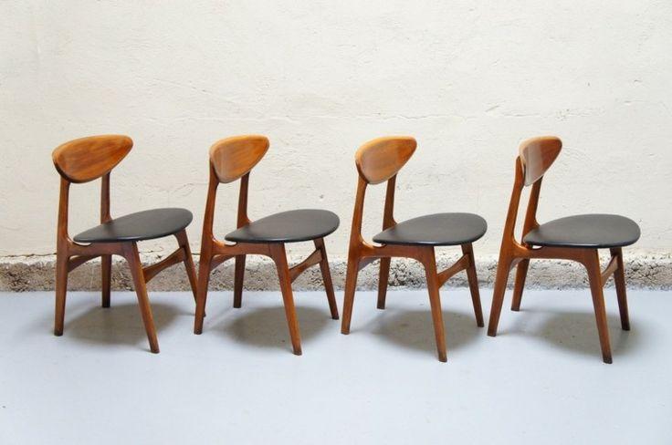 sillas baratas al estilo vintage