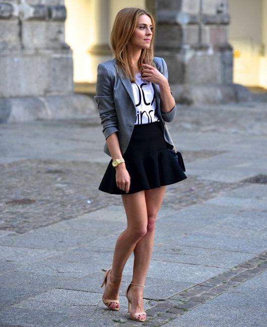 13 Outfits femeninos y casuales para verte más atractiva