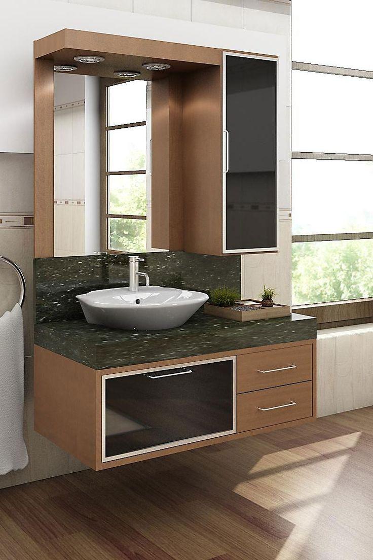 1000+ ideas about Armario De Banheiro Planejado on Pinterest  Decoração de b -> Armario De Banheiro Pequeno Planejado