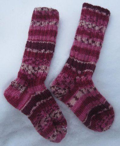 Ihania villasukkia kesät talvet!