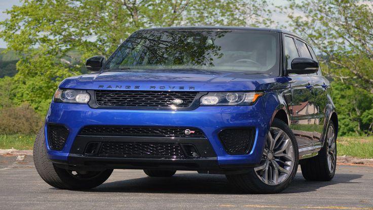 Range Rover Sport SVR tipped to get FType's 575hp V8
