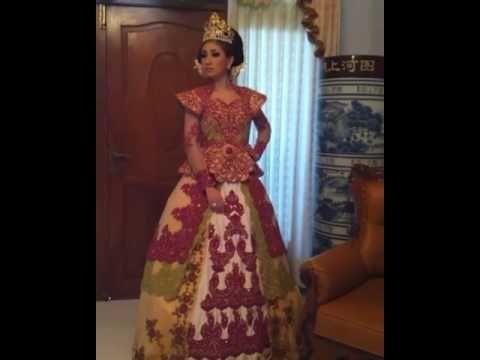 Pemotretan Kebaya Gaun Eksklusif - YouTube