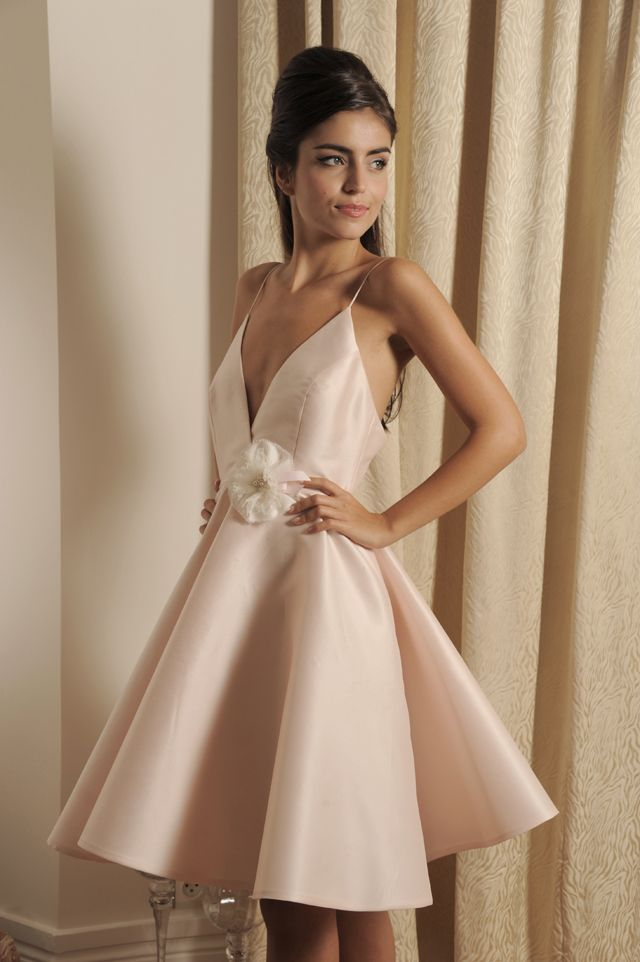 robe mariee courte - Robe Judy Meryl Suissa 2014 - La Fiancée du Panda Blog Mariage & Lifestyle