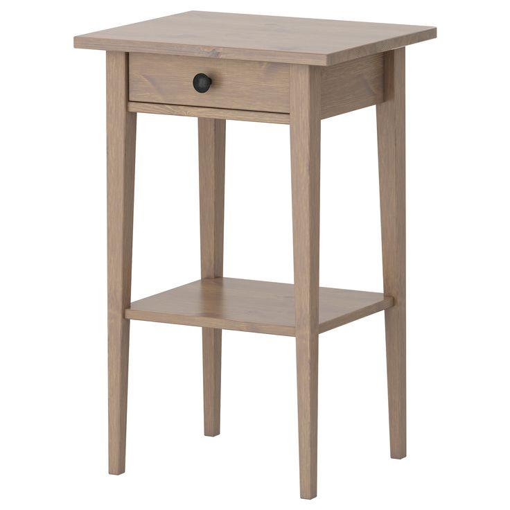 the other nightstand for Master Bedroom HEMNES Nightstand   gray brown    IKEA. 18 best IKEA images on Pinterest   Bedroom furniture  Ikea and 5
