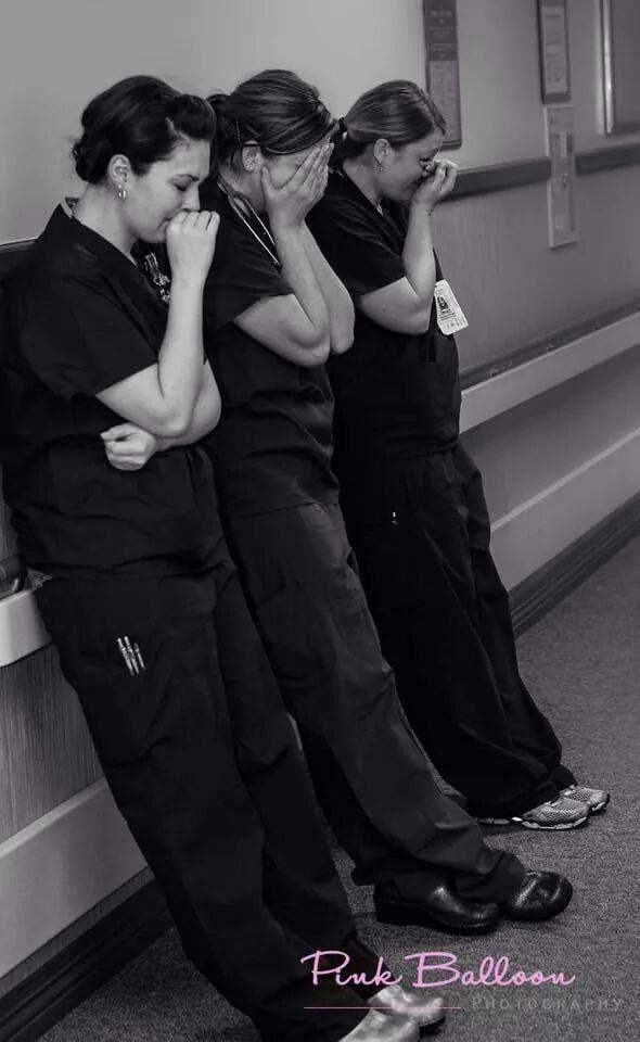 The human side of nursing.