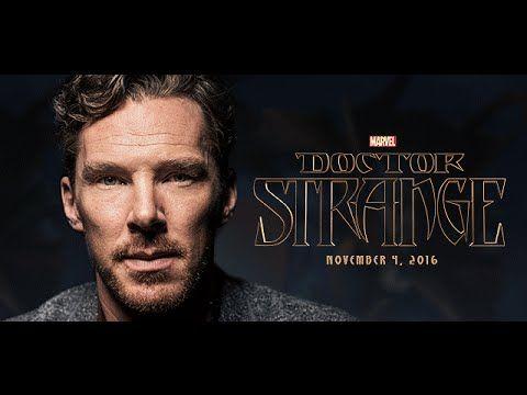 Doctor strange official movie trailer 2016