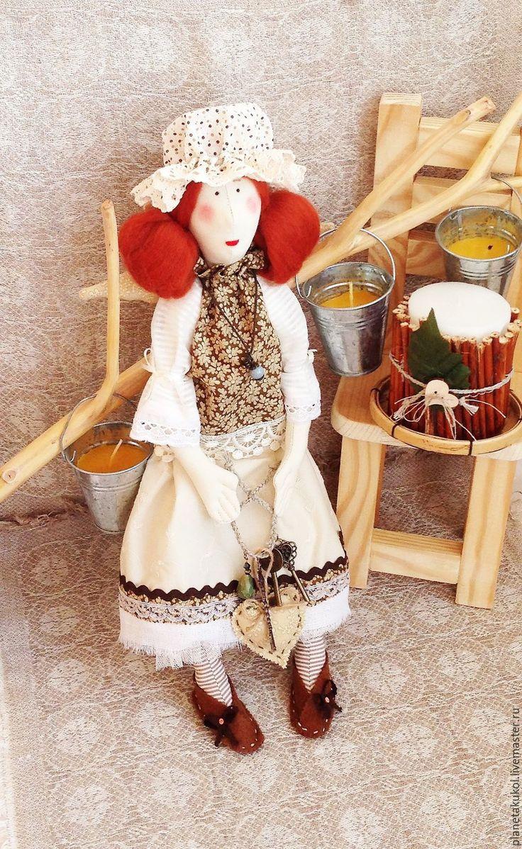 Купить кукла-ангел Аглая -ключница оберег для дома - ангел, кукла-оберег, авторский ангел