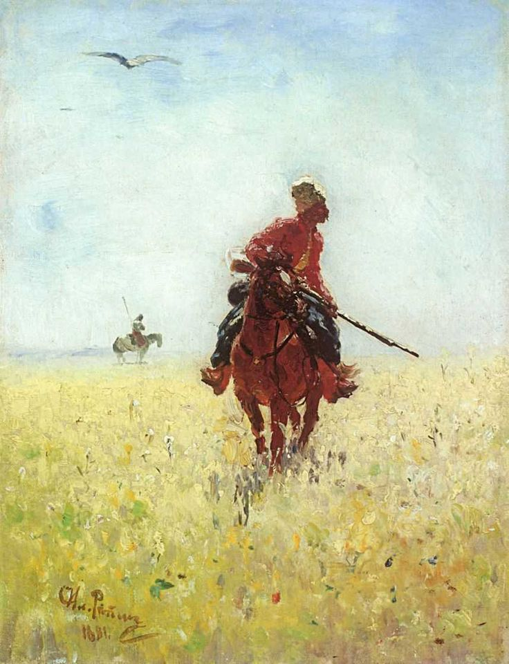 Repin Paintings | Ilya Repin >> Watch | (Oil, artwork, reproduction, copy, painting).