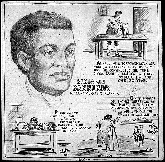 benjamin banneker inventions | Benjamin Banneker Biography – More About the African-American ...