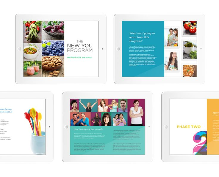 We have a beautiful new Nutrition Manual!!