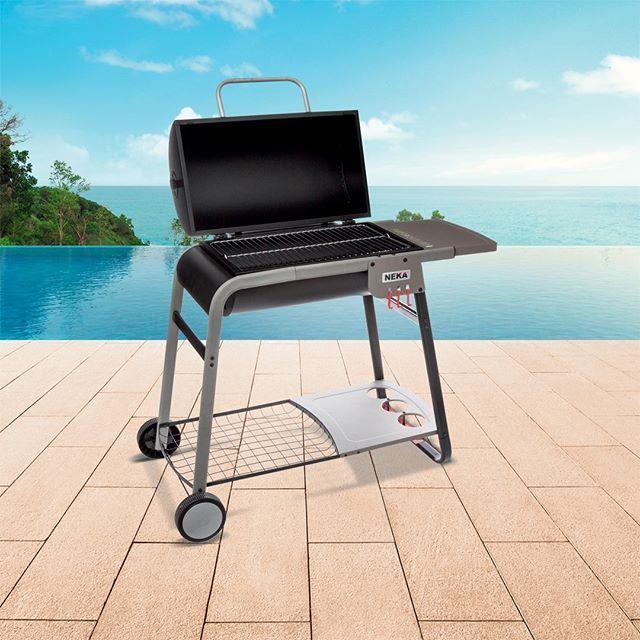 Barbecue Centrakor Couvert Barbecue Aeration