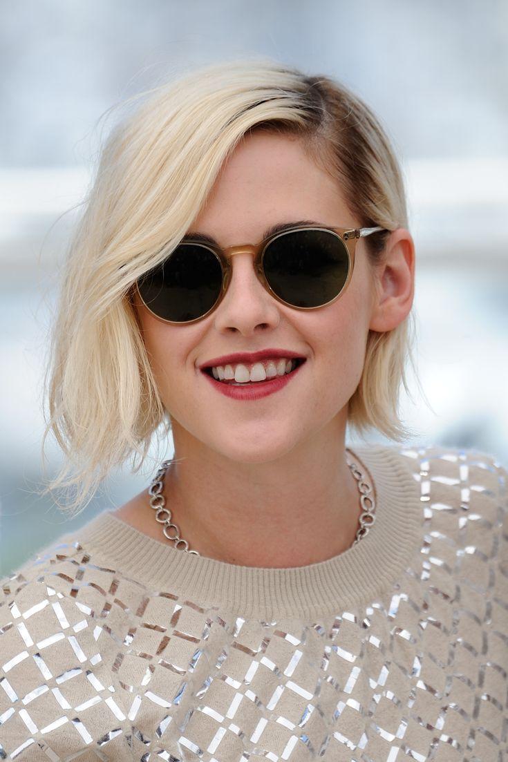 Kristen Stewart in Cannes - Personal Shopper Photocall