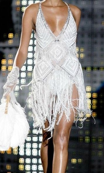 Zuhair Murad - Vintage Gatsby Glam Bridemaids or Bridal