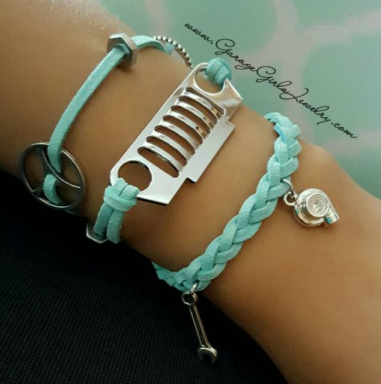 It's a Jeep Thing Bracelet... / Garage Girls