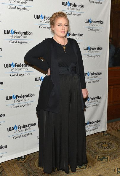 Adele Photos - Singer/songwriter Adele attends UJA-Federation Of New York Music Visionary Of The Year Award Luncheon at The Pierre Hotel on June 21, 2013 in New York City. - UJA-Federation Of New York Music Visionary Of The Year Award Luncheon - Arrivals