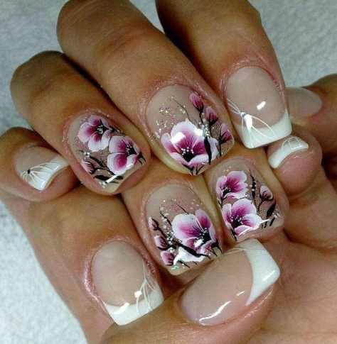 simple nail art designs 2016