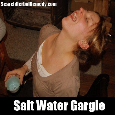Does Gargling Salt Water Hurt 70