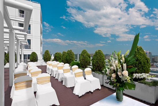 Maritime Terrace - Wedding