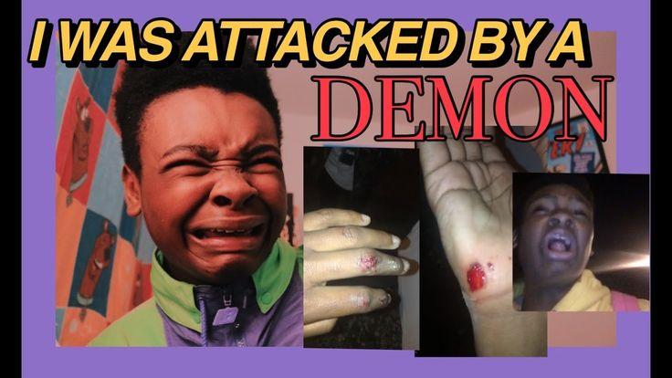 I WAS ATTACKED BY A DEMON (VIDEO PROOF): Merhaba, sizler için sitemize eklenen I WAS… #Vine #illuminatinewworldorderbushinwochristian