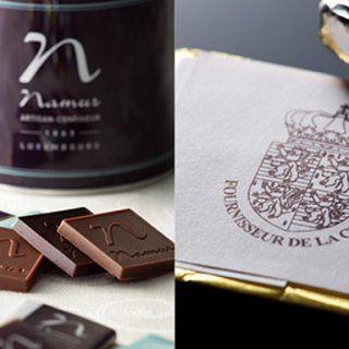 美食三国のひとつルクセンブルク最老舗の大公宮御用達チョコレート