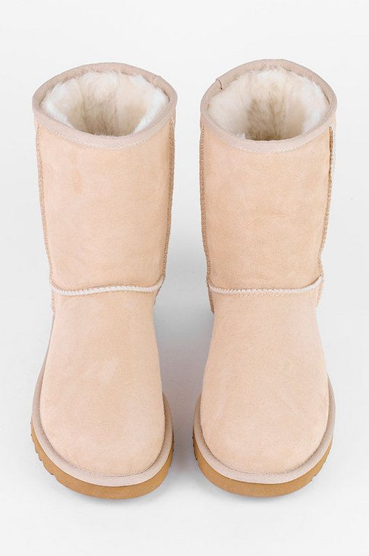 Ugg Boots 3 In Dark Brown Pweeze