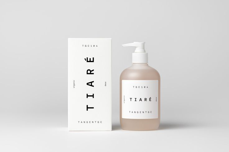 Tangent GC Soap by Carl Nas Associates, United Kingdom. #packaging #design #organic