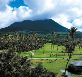 how to get to nevis west indies