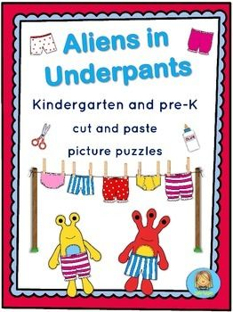 Let your young children practice their fine motor skills by cutting apart and reassembling the puzzle pieces. Great for visual discrimination. All you need are scissors and glue. Enjoy!