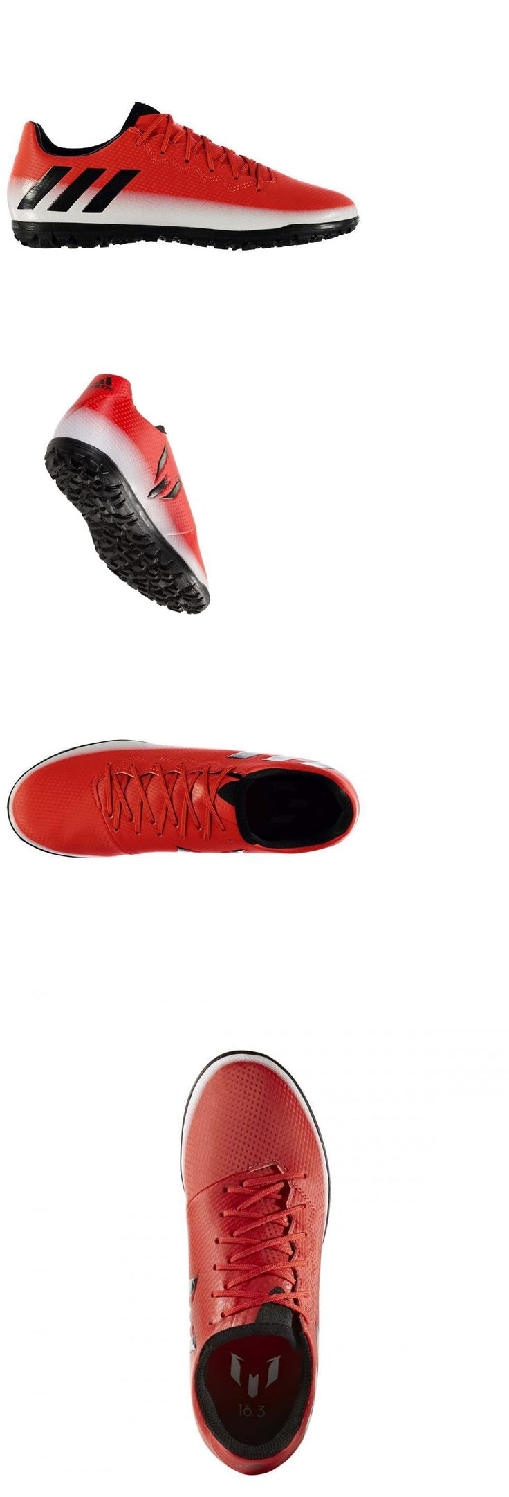 Youth 159177: Adidas New 2016 Messi 16.3 Tf Junior Soccer Shoes Red Bb5646 -> BUY IT NOW ONLY: $49 on eBay!