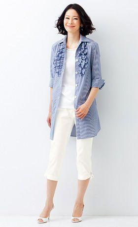 Image result for シニアのファッション