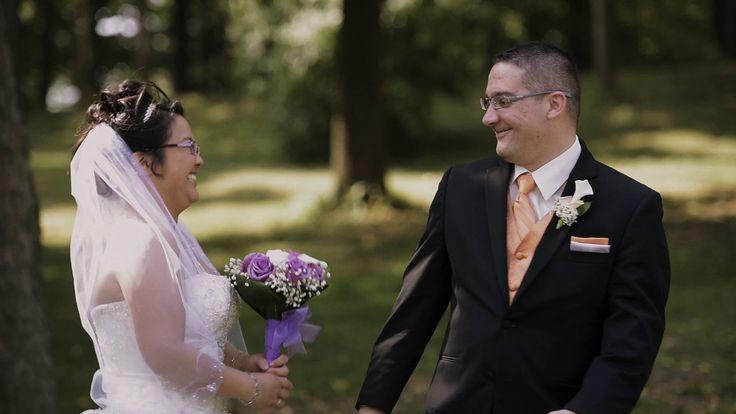Isabelle & Christian - Wedding Video at La Tundra, Jean-Drapeau parc, Montreal. | Magnifique mariage au parc Jean-Drapeau | Videographie, videaste