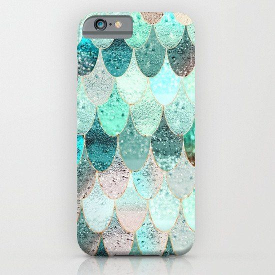 Mermaid Skin iphone case, smartphone