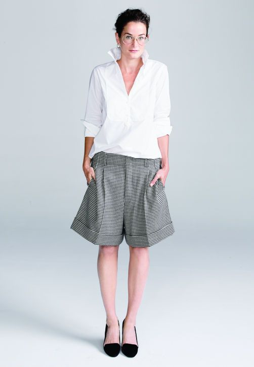 From Fall Shorts to Fringed Tops, These 5 New J.Crew Work Outfits Will Make You Swoon
